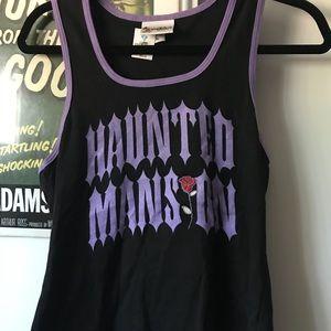 Haunted Mansion Tank